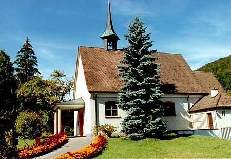 römisch-kath. Kapelle Langenbruck