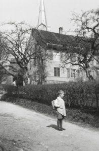 1932 erster Schultag