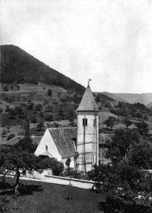 1892 alter Kirchturm